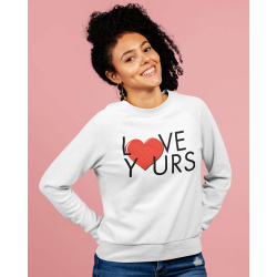 Love Yours Crewneck Sweater
